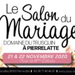 Salon du mariage en Drôme à Pierrelatte au Domaine du Trusquin!